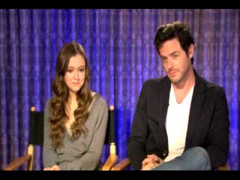 LIE TO ME's Brendan Hines and Hayley McFarland on Season 3
