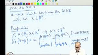 Vector Spaces Part 1