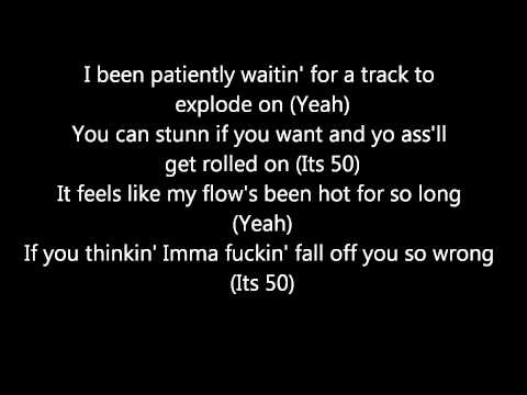 Eminem ft  50 Cent  Patiently Waiting with lyrics