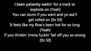 Eminem ft  50 Cent - Patiently Waiting with lyrics