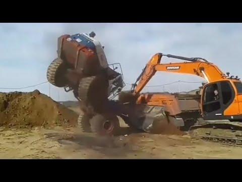 Mechanical Problems Compilation - Heavy Machines Fails - Part 07
