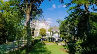 Crescent Hotel Garden Wedding