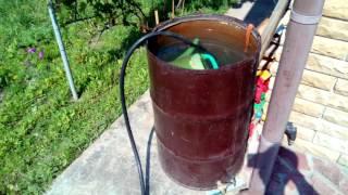Полив винограда Как правильно поливать виноград
