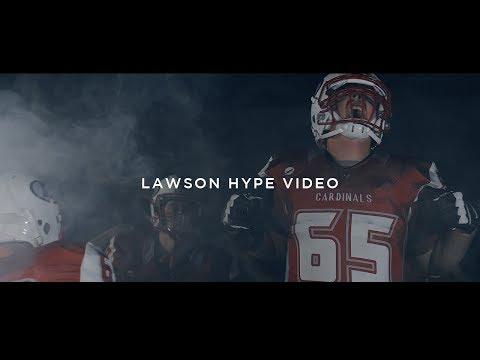 Cardinals' Football Hype Video   Lawson 2017