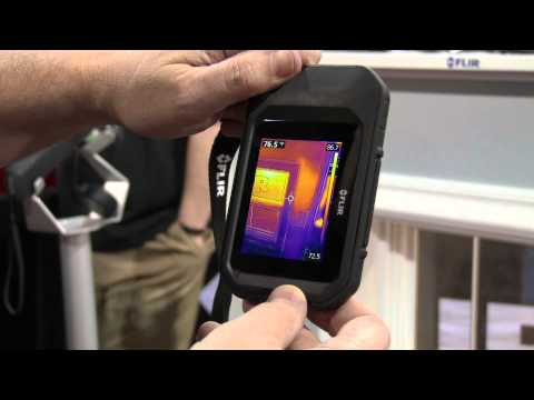 Hands on with the FLIR C2