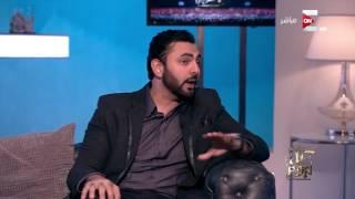 محمد كريم لـ عمرو اديب: الناس بتعمل على قفاك فلوس كتير قوي
