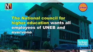 National council for higher education (NCHE) on exam leakages.