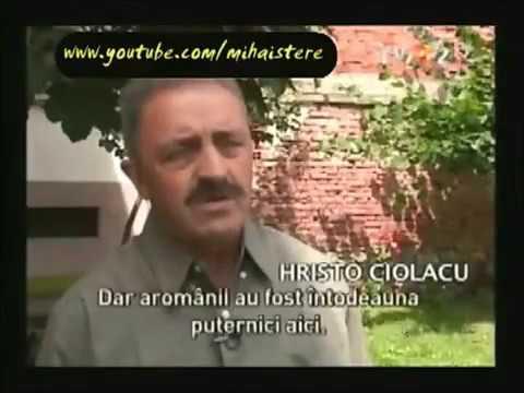 Vorbitori de aromana din Macedonia