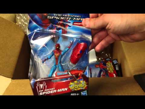 unboxing-from-big-bad-toy-store.-the-amazing-spiderman-movie