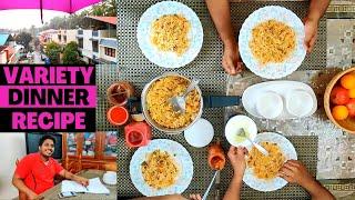 Chicken Veg Pulao | Healthy Dinner Recipes | Special pulavu | Salu Kitchen