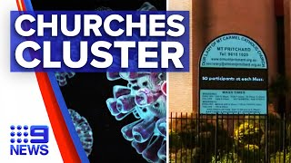 Coronavirus: New COVID-19 cluster in Sydney's west | 9 News Australia