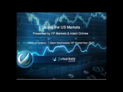 Adam H Grimes Trading Tutorial - How to Trade the US Markets using Discretionary Systems