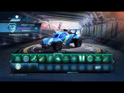 Bout to REEEEEE Rocket League Gameplay Enjoy