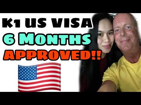 K1 US VISA TIMELINE || PROCESS IN HONGKONG