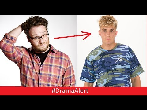 Download Youtube: Jake Paul ROASTED by Seth Rogen! #DramaAlert RiceGum vs Tanner Fox Girlfriend! FaZe Banks!