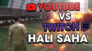 Twitch vs Youtube Halı Saha Karşılaşması