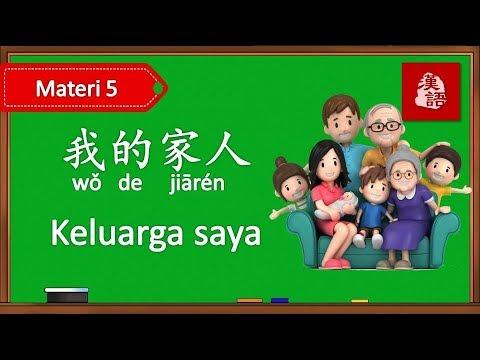 Belajar Perkenalkan Anggota Keluarga Dalam Bahasa Mandarin Percakapan