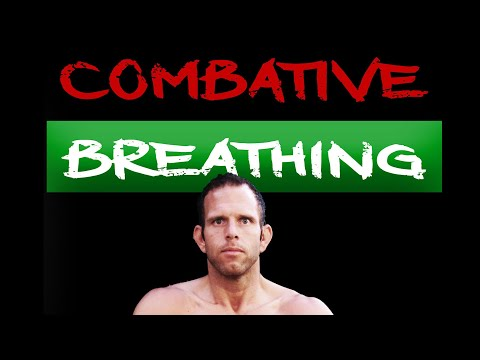 Combative Breathing: Breathing for BJJ & Fighting with Bjorn Friedrich