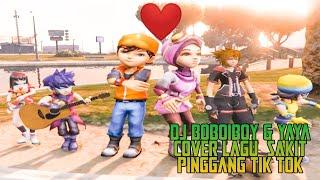 Download lagu Boboiboy Yaya cover lagu Tik tok sakit pinggang official