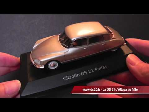 Ds 21 altaya montage n 23 youtube for Altaya ds 21