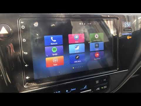 Repeat Dasaita Android Head unit per Toyota Auris/Corolla