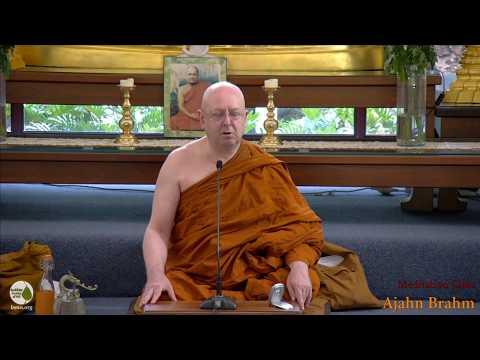Guided Meditation | Ajahn Brahm | 17 March 2018
