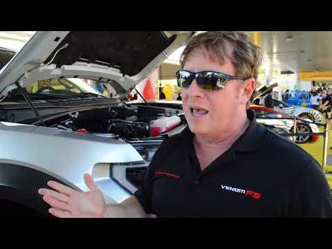 John Hennessey details 2019 Ford VelociRaptor V8