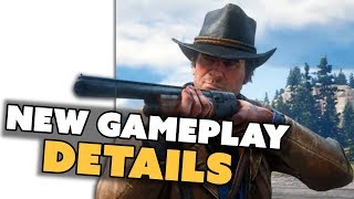 Red Dead Redemption 2 - NEW GAMEPLAY DETAILS!