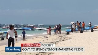 Indonesia Turns to Tourism to Lift Growth