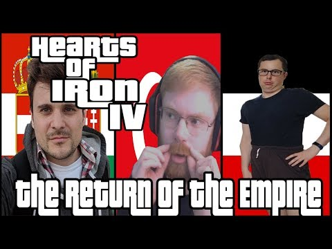 3 Alphas, 3 Empires - Return of the Central Powers! - HOI4 w/Rambler, Feedbackgaming