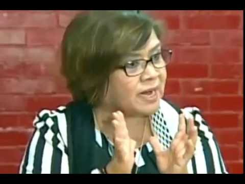 Watch: Sen Leila De Lima Press Conference on Womens Issue and Dignity vs Pres Duterte