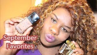 Monthly Favorites (September 2014) Thumbnail