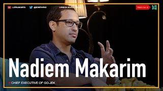 The Entrepreneur Diaries - Nadiem Makarim [GOJEK]