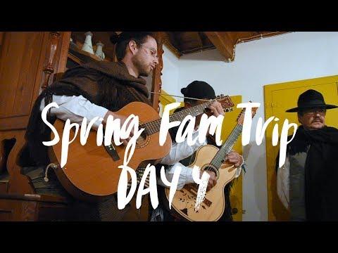 Spring Fam Trip 2017 - DAY 4: Terceira Island (Azores)