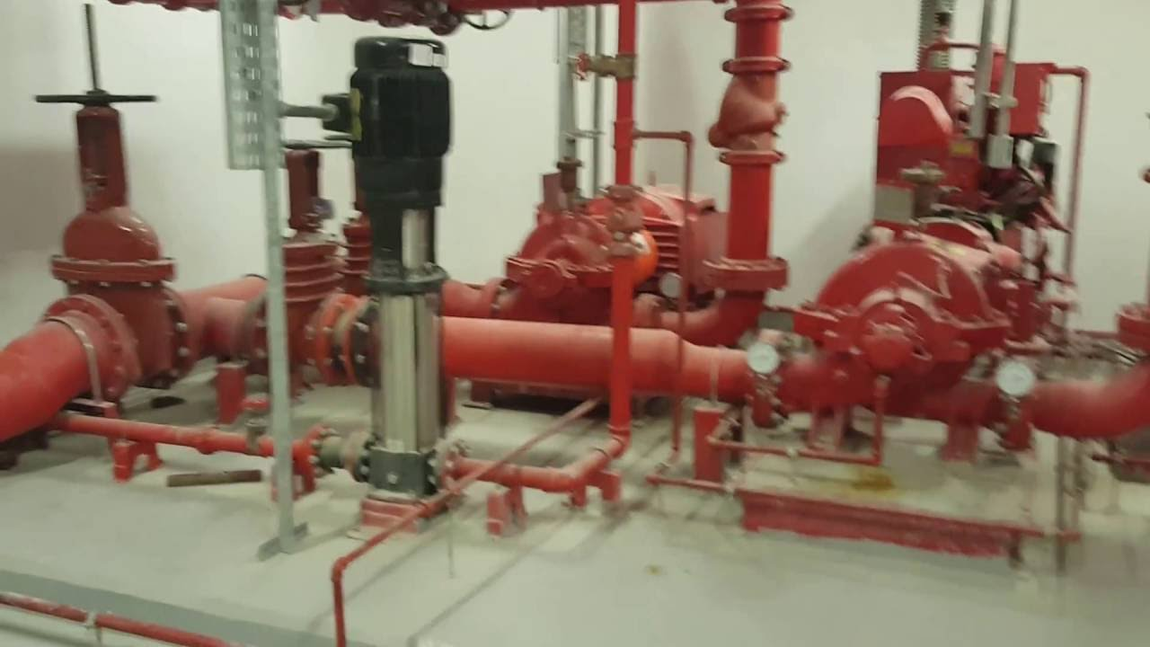 fire pumps installation details  YouTube