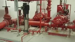 видео Ac Fire Pump | Насосы для противопожарной защиты.