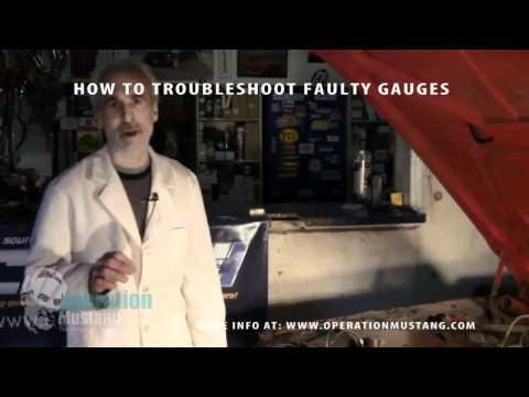 How To Troubleshoot Faulty Gauges In Your Classic Car