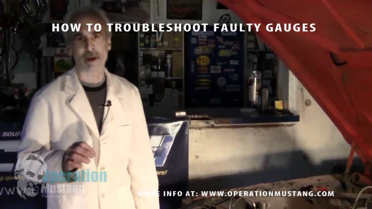 How To Troubleshoot Faulty Gauges In Your Classic Car Youtube 73 Chevy Truck Wiring Accessories