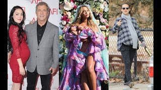 Top 10 Adorable Celebrity Babies Born in 2017 [Beyonce Twins & MORE )
