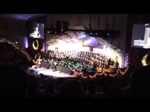 Christmas at Whitesburg Baptist Church with Ty Blackwell