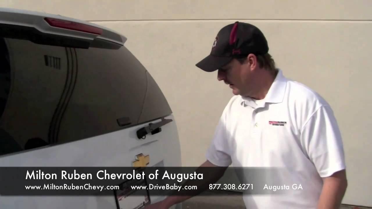 2011 Chevy Suburban   Milton Ruben Chevrolet Of Augusta