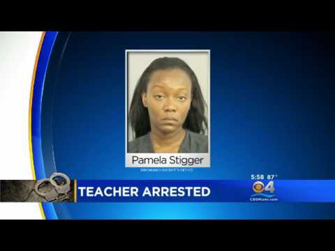 Female Florida Teacher Accused Of Raping A 15-Year-Old Boy!