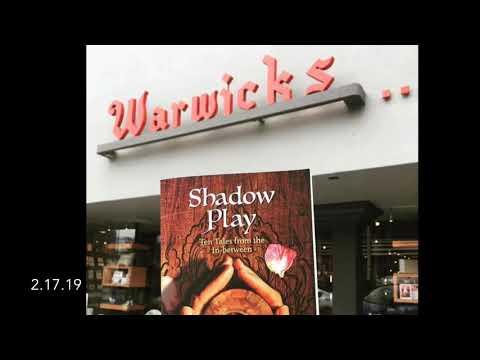 Sarina Dahlan Book Signing -Shadow Play