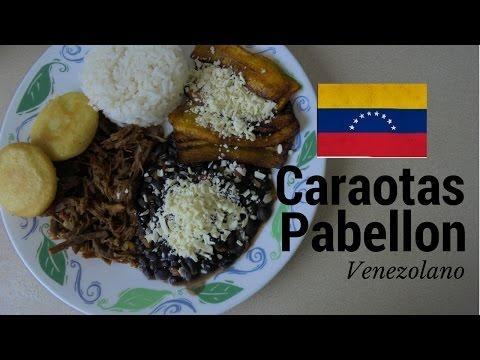 Caraotas  y armando un Pabellón Venezolano (petición)