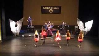 """Osiris T. - """"Dragon Dance"""" 2010 - &  The Irish Dance Companie """"Rince Samhain"""""""