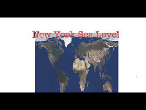 Is New York Going To Drown Due To Global Warming?