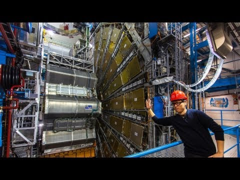 Tested Visits The Large Hadron Collider and ATLAS Experiment