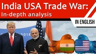 India USA Trade War, India imposes retaliatory tariffs on 28 US products, Current Affairs 2019