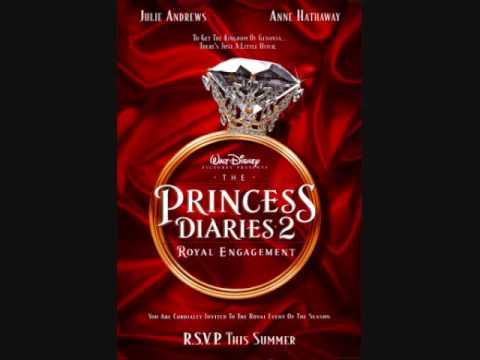 Princess Diaries 2 Crowning Glory