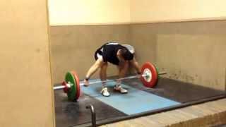 Дмитрий Зангиев. Рывок 100 кг в/к 69